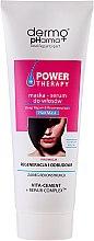 Parfums et Produits cosmétiques Masque-sérum réparateur pour cheveux - Dermo Pharma Power Therapy Deep Repair & Reconstruction Hair Mask