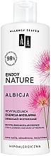 Parfums et Produits cosmétiques Essence micellaire nettoyante pour visage - AA Enjoy Nature Albicja Revitalising Micellar Essence