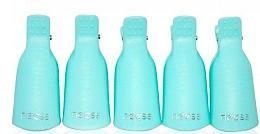 Parfums et Produits cosmétiques Pinces de dépose vernis semi-permanent, bleu - Neess