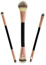 Parfums et Produits cosmétiques Kit pinceaux maquillage - Makeup Revolution Flex & Go Brush Set
