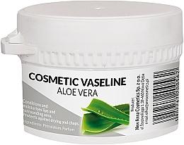 Parfums et Produits cosmétiques Vaséline cosmétique Aloe vera - Pasmedic Cosmetic Vaseline Aloe Vera