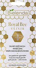 Parfums et Produits cosmétiques Masque au miel de manuka pour visage - Bielenda Royal Bee Elixir