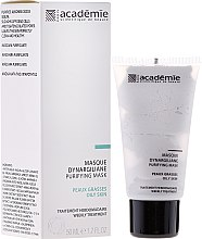 Parfums et Produits cosmétiques Masque dynargiliane traitement hebdomadaire - Academie Purifying Mask