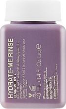 Parfums et Produits cosmétiques Après-shampooing au beurre de karité (mini) - Kevin.Murphy Hydrate-Me Rinse Conditioner