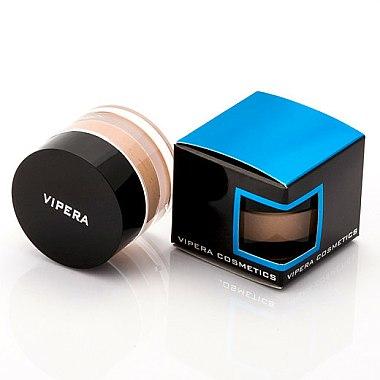 Fond de teint en mousse éclairant pour visage et corps - Vipera Smart Mousse