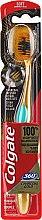 Parfums et Produits cosmétiques Brosse à dents - Colgate 360 Charcoal Gold Soft Toothbrush
