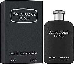 Arrogance Uomo - Eau de Toilette — Photo N2