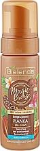 Parfums et Produits cosmétiques Mousse auto-bronzante pour corps, peaux claires - Bielenda Magic Bronze