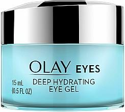 Parfums et Produits cosmétiques Gel à la vitamine B3 contour des yeux - Olay Eyes Deep Hydrating Gel