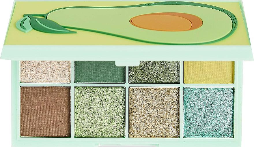 Palette d'ombres à paupières - I Heart Revolution Mini Tasty Avocado Eyeshadow Palette — Photo N1
