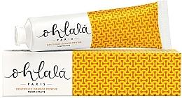 Parfums et Produits cosmétiques Dentifrice, Orange et Menthe - Ohlala Orange & Mint