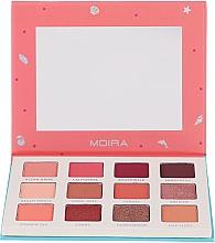 Parfums et Produits cosmétiques Palette d'ombres à paupières - Moira Happy To Sea You Shadow Palette
