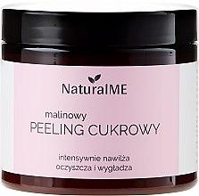 Parfums et Produits cosmétiques Gommage corporel au sucre et à la framboise - NaturalME