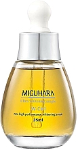 Parfums et Produits cosmétiques Ampoule éclairante pour visage - Miguhara Ultra Whitening Ampoule