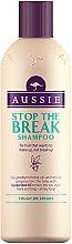Parfums et Produits cosmétiques Shampooing anti-casse à l'huile de jojoba - Aussie Stop The Break Shampoo