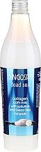 Parfums et Produits cosmétiques Lait de bain au collagène et minéraux de la mer Morte - BingoSpa Dead Sea Collagen Milk Bath