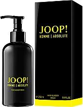 Parfums et Produits cosmétiques Joop! Homme Absolute - Shampooing et gel douche