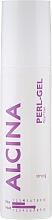Parfums et Produits cosmétiques Gel coiffant fixation forte, effet brillance perlée - Alcina Styling Perl Gel