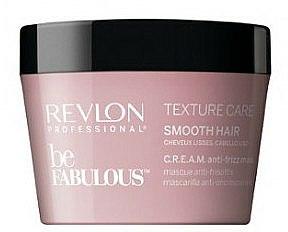 Masque anti-frisottis pour cheveux - Revlon Professional Be Fabulous Smooth Hair Mask — Photo N1