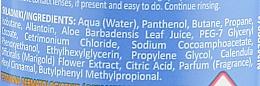 Mousse régénérante et apaisante au jus d'aloe vera pour visage et corps - Farmona Panthenol Face and Body Foam in Spray Sunburns — Photo N3