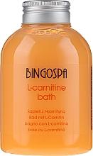 Parfums et Produits cosmétiques Mousse de bain avec L-carnitine - BingoSpa Bath With L-Carnitine