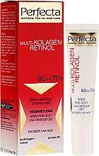 Parfums et Produits cosmétiques Crème au collagène et rétinol pour le contour des yeux - Dax Cosmetics Perfecta Multi-Collagen Retinol Eye Cream 60+/70+