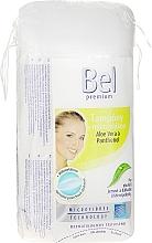Parfums et Produits cosmétiques Disques démaquillants, ovales - Bel Premium Oval Pads with Aloe Vera