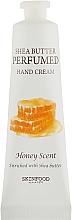 Parfums et Produits cosmétiques Crème au beurre de karité pour mains, Miel - Skinfood Shea Butter Perfumed Hand Cream Honey Scent