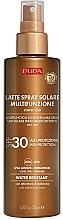 Lait solaire waterproof pour visage et corps SPF 30 - Pupa Multifunction Sunscreen Milk Spray — Photo N1