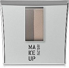 Poudre à sourcils - Make Up Factory Eye Brow Powder — Photo N2