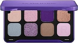 Parfums et Produits cosmétiques Palette professionnelle de fards à paupières - Makeup Revolution Forever Flawless Dynamic