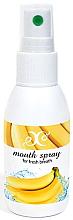 Parfums et Produits cosmétiques Spray d'haleine fraîche Banane - Hristina Cosmetics Banana Mouth Spray