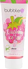 Parfums et Produits cosmétiques Gel douche, Thé glacé à la framboise - Bubble T Raspberry Ice Tea Shower Gel