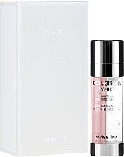 Parfums et Produits cosmétiques Sérum éclaircissant à la poudre de diamant pour visage - Swiss Line Cell Shock White Brightening Diamond Serum