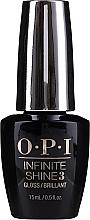 Parfums et Produits cosmétiques Top coat à effet brillant - O.P.I. Infinite Shine 3 Gloss