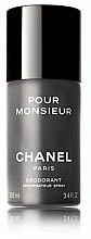 Parfums et Produits cosmétiques Chanel Pour Monsieur - Déodorant spray