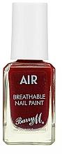 Parfums et Produits cosmétiques Vernis à ongles - Barry M Air Breathable Nail Paint