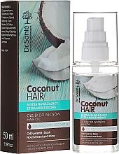 Parfums et Produits cosmétiques Huile de noix de coco pour cheveux - Dr. Sante Coconut Hair