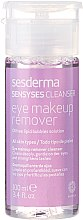Démaquillant yeux - Sesderma Laboratories Sensyses Cleanser MakeUp Remover for Eyes — Photo N1