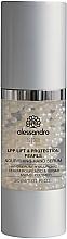 Parfums et Produits cosmétiques Sérum aux perles actives et acide hyaluronique pour mains - Alessandro International Spa LPP Lift & Protection Pearls Nourishing Hand Serum