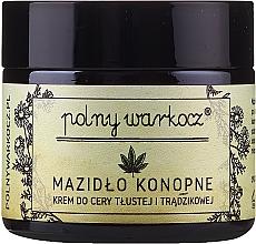Parfums et Produits cosmétiques Crème liniment à l'huile de chanvre pour visage - Polny Warkocz