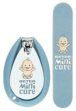 Parfums et Produits cosmétiques Kit de manucure - Beter Baby Minicure Duo Kit Blue