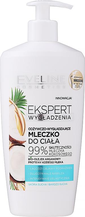 Lait à l'huile d'argan bio pour corps - Eveline Cosmetics