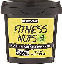 Parfums et Produits cosmétiques Gommage raffermissant au beurre de cacao pour corps - Beauty Jar Firming Body Scrub