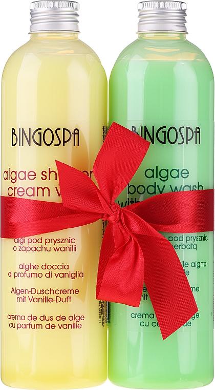 BingoSpa - Lot de deux gels douche (2x300ml)