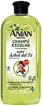 Parfums et Produits cosmétiques Shampooing à l'huile d'arbre à thé - Anian School Shampoo With Tea Tree Oil