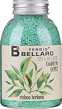 Parfums et Produits cosmétiques Caviar de bain, Thé vert - Fergio Bellaro Green Tea Bath Caviar