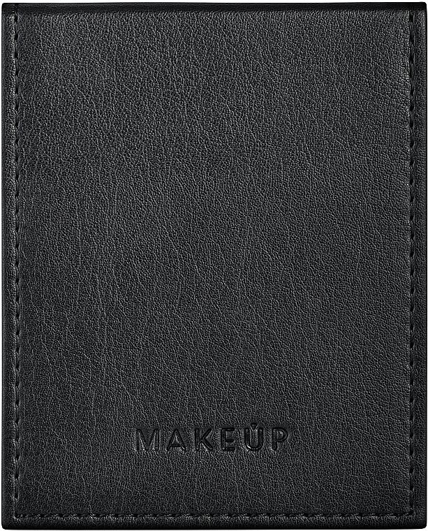 Miroir de poche pliable, noir - MakeUp Pocket Mirror Black — Photo N4