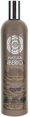 Shampooing énergisant et protecteur à la rhodiola rosea - Natura Siberica — Photo N1