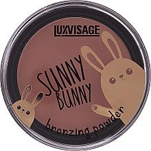Parfums et Produits cosmétiques Poudre bronzante pour visage - Luxvisage Sunny Bunny Bronzing Powder